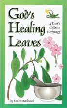 God's Healing Leaves book by Robert McClintock.