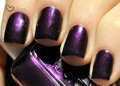 Essie - Sexy Divide. #nails