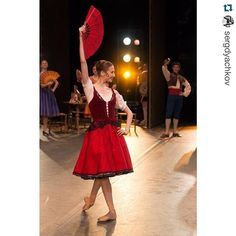 """Don Quixote"" with Svetlana Zakharova ; 7.02.16, Bolshoi Theatre | ""Дон Кихот""; 7.02.16, Большой Театр #Repost @sergdyachkov with @repostapp. ・・・ "" Don Quixote "" Bolshoi Photo : @sergdyachkov"