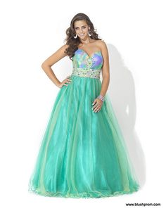 Blush Plus Size Prom Dresses - Ball Gowns style 5109 - Prom Dresses for 2012 Blush Plus Size Ball Gown Style 5106     .  love this pic! How to Save on Dresses Plus Size! Click on the Image for more Info!