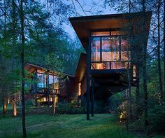 Tom Kundig, Highlands House