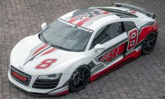 Audi R8 tuning decor. We collect and generate ideas: ufx.dk