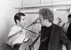 Simon Et Garfunkel, American Folk Music, Paul Simon, Rock N Roll, Acting, Singer, Stock Photos, Amp, Musica