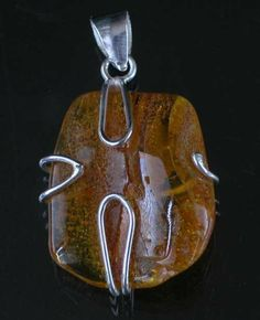 Beautiful genuine good quality Amber with silver wire wrap.This is handmade unique item,you get what is on the picture.Free gift box included. Settings:                    ... Silver Pendants, Stone Pendants, Free Gifts, Amber, Drop Earrings, Sterling Silver, Wire Wrap, Unique, Cart