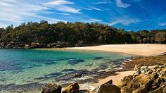Shelly Beach, Australia. I could happily be marooned here for the rest of my life!