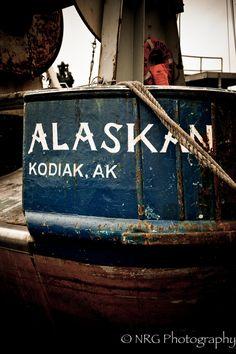 """Alaskan stern"" Kodiak Island, Alaska Kodiak Alaska, Anchorage Alaska, Kodiak Island, North To Alaska, Alaska Adventures, Yukon Territory, Sea To Shining Sea, Deep Sea Fishing, Fauna"