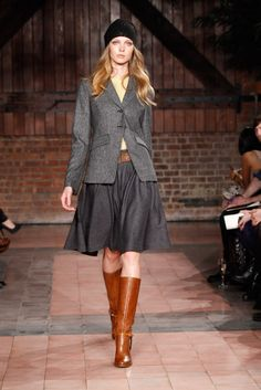 Banana Republic fall 2011 rtw
