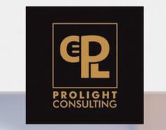 """Check out new work on my @Behance portfolio: """"Prolight consulting - Simple…"""