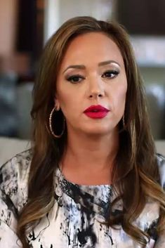 The Heartbreaking Moment That Made Leah Remini Question Her Dedication To Scientology