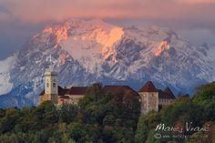 4 znamenitosti Slovenije