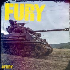 Le seul équipage à être encore entier est le leur. Mais jusqu'à quand ? #Fury