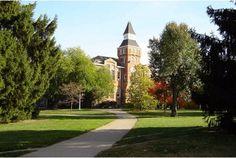 Michigan State University! I do miss my college days
