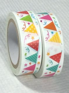 Hey, I found this really awesome Etsy listing at https://www.etsy.com/listing/253108565/banner-washi-tape-birthday-washi-tape