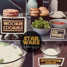 Star Wars Clone Wars Boys Birthday Party