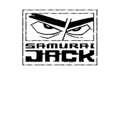 Cartoon Network Samurai Jack Stylised Logo Men& T-Shirt - White - XXL - White-male Samurai Jack, Cartoon Network Characters, Young Prince, Funko Pop Vinyl, White Hoodie, White Man, Pop Culture, T Shirts For Women, Ruler