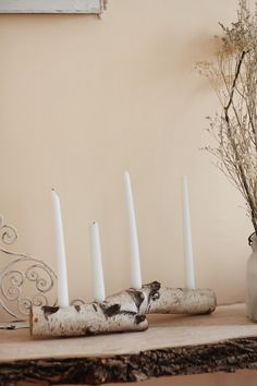 Decorating With Birch Wood