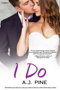 My ARC Review for Ramblings From This Chick of I Do by A.J. Pine