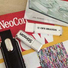 My #neocon13 press kits are done! #neoconography
