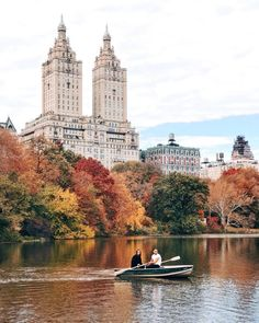 NYC Fall Photo Guide: New York Fall Bucket List | Through Kelsey's Lens