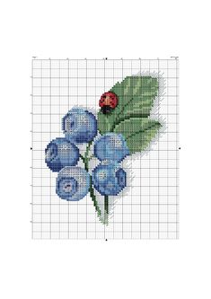 Supreme Best Stitches In Embroidery Ideas. Spectacular Best Stitches In Embroidery Ideas. Tiny Cross Stitch, Cross Stitch Fruit, Cross Stitch Kitchen, Cross Stitch Flowers, Cross Stitch Designs, Cross Stitch Patterns, Loom Patterns, Hand Embroidery Stitches, Cross Stitch Embroidery