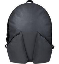 Nocturnal Workshop Black/Black Horned Daypack