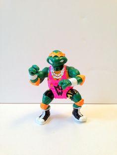 Teenage Mutant Ninja Turtles Figurine TMNT Shell by GodsofVintage
