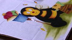 Mulher.com 29/01/2015 Pintura Country por Luciano Menezes