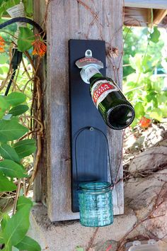 DIY Chalkboard Bottle Opener | Patio Decoration | For The Pool - Page 2 of 2 - Live Dan330