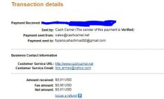 this my my payment proof,thanks cashcamel