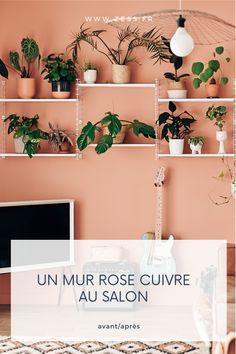 Murs Roses, Creation Deco, Sweet Home, House Design, Designer, Dulux Valentine, Inspiration, Lifestyle, Color