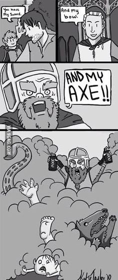 lolz online - Every time I apply deodorant… Axe Drawing, Drawing Reference, Legolas, Try Not To Laugh, Haha Funny, Funny Stuff, Hilarious, Tolkien, Tumblr Funny