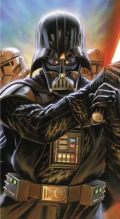 Star Wars - Darth Vader and the Cry of Shadows #2!!!