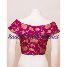 Raas The Global Desi-[blouse]-[choli]-[designer_blouse]-[readymade_saree_blouse]-[readymade_saree_blouses]-[readymade_saree_blouse_online_USA]-[blouse_design]-Raas The Global Desi Saree Blouse Neck Designs, Fancy Blouse Designs, Bridal Blouse Designs, Golden Blouse Designs, Latest Blouse Designs, Boat Neck Saree Blouse, Indian Blouse Designs, Brocade Blouse Designs, Lehnga Blouse