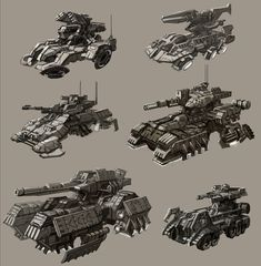 Tons of concept art on the conceptart.org board... From Sega's Stormrise. Keywords: concept spaceship shi...