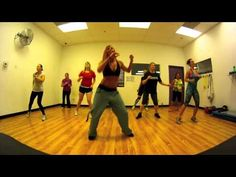 Where Have You Been - Rihanna Zumba