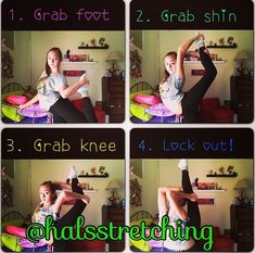 22 Ideas How To Improve Flexibility Cheerleading Tips For 2019 Cheerleading Workouts, Cheer Tryouts, Gymnastics Workout, Cheer Stunts, Cheer Dance, Cheer Needle, Cheer Flexibility, Gymnastics Flexibility, Exercise Plans
