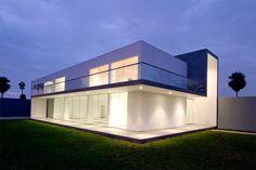 artadi arquitectos: house en la encantada