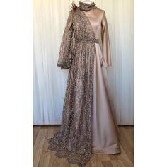New Ideas – Hijab Fashion 2020 Hijab Evening Dress, Hijab Dress Party, Evening Dresses, Party Dresses, Dresses Dresses, Dress Brokat Muslim, Muslim Dress, Muslim Fashion, Modest Fashion
