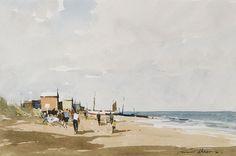 edward wesson artist   Artist Beach