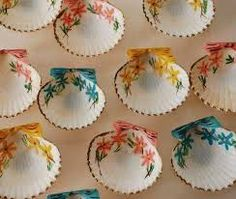 Image result for sharpies on seashells