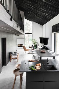 10 Simple and Ridiculous Tips Can Change Your Life: Minimalist Home Interior Inspiration minimalist decor with color bedroom ideas.Minimalist Home Dark Colour minimalist home interior inspiration.