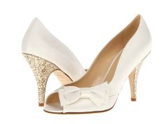 Kate Spade New York Calisa - perfect wedding shoes! #sparklingeverafter