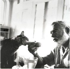 ernest hemingway cat in the rain