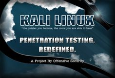 With Kali Linux, hacking becomes much easier since you have all the tools you'll ever need. This tutorial will get you started on your journey of hacking with Kali Linux.