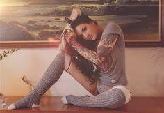 Chloe Mercier-Deslauriers | Inked Magazine