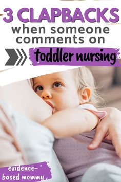 Looking for benefits of toddler nursing? Learn why it's good to breastfeed your toddler. How to survive toddler nursing Breastfeeding Toddlers, Extended Breastfeeding, Breastfeeding Benefits, Peaceful Parenting, Gentle Parenting, Parenting Hacks, How To Night Wean, How To Breastfeed Newborns