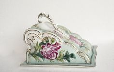 Hey, I found this really awesome Etsy listing at https://www.etsy.com/listing/216479743/victorian-limoges-cheese-keeper-vintage