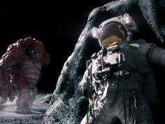Para promover seu trabalho de animação de criaturas, a produtora Cinesite criou um incrível comercial de feijão.