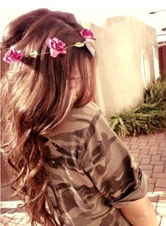 girly grunge #fashion
