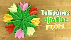 Easy Peasy, Diy Paper, Origami, Diy And Crafts, Easter, Spring, Kids, Home Decor, Noel